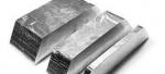 تحقیق مواد و مصالح ساختمانی - فلز روی